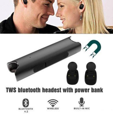p1006-6-2pcs-wireless-earphone-with-powerbank-900mah